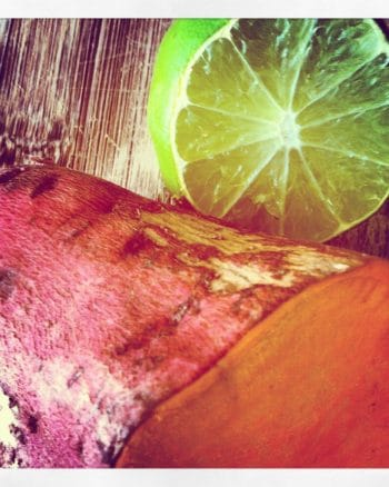 sweet potato lime recipe