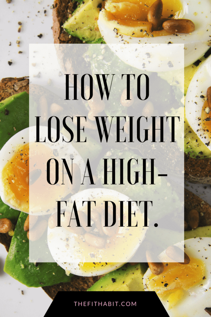 NSNG - no sugars, no grains & how to lose weight on a high fat diet