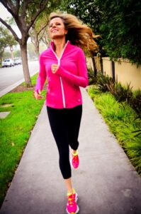 running and lifting lose weight