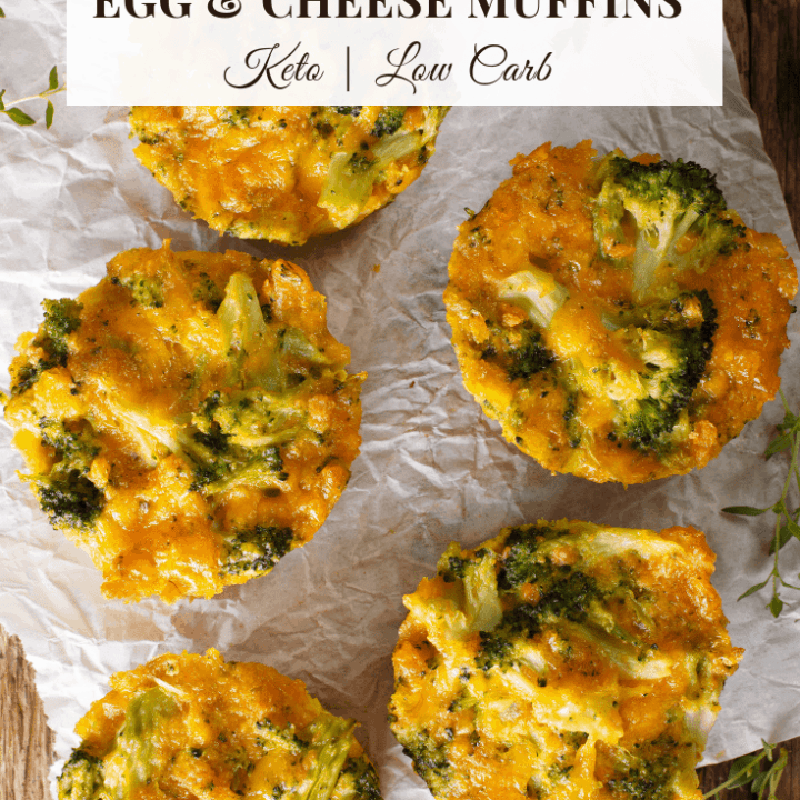 Egg in a Muffin Tin - Low Carb & Keto