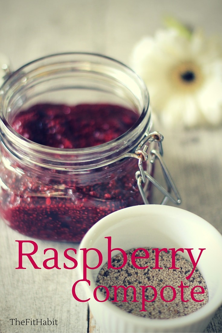 Raspberry Compote A Healthy Sugar Free Alternative To Jam The Fit Habit,Arsenic Sauce