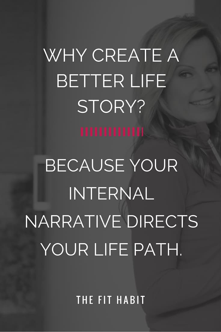 CREATING A BETTER LIFE STORY