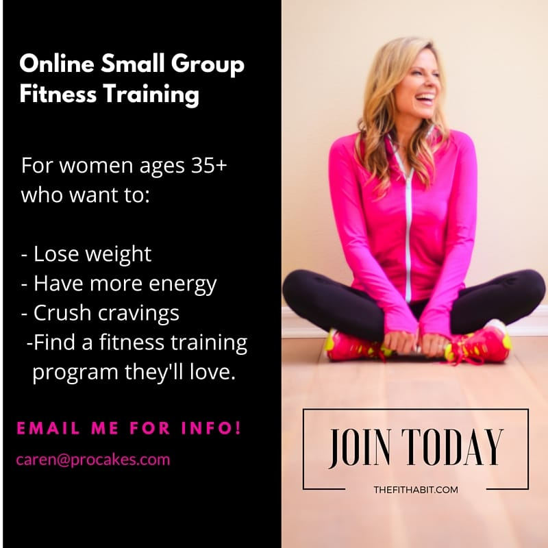 SMALL GROUP ONLINE FITNESS TRAINING