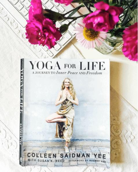 yoga and life colleen Yee
