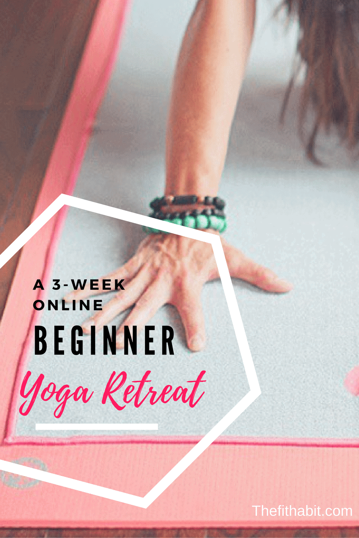 yoga retreat online