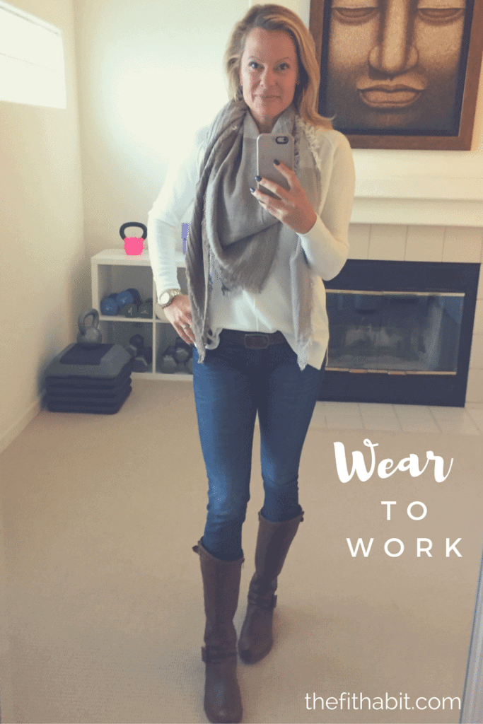wear to work on friday