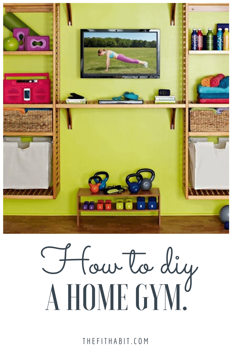diy home gym