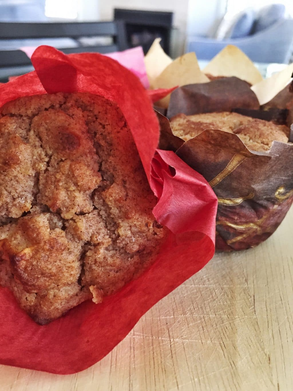 gluten free muffins low carb