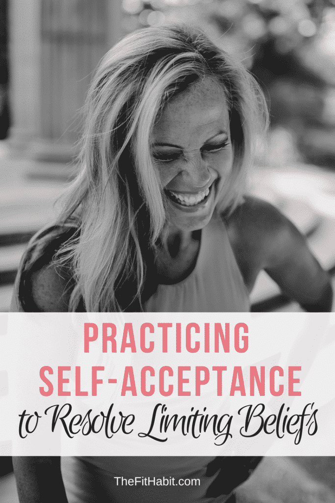 self acceptance and limiting beliefs