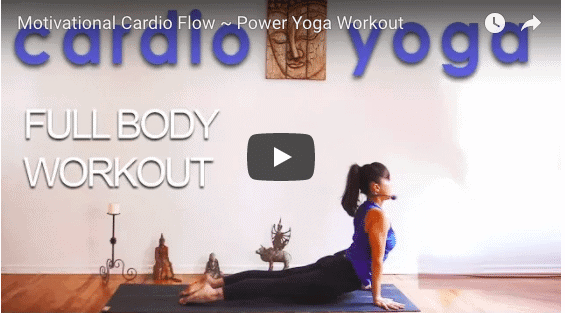 Online free yoga class