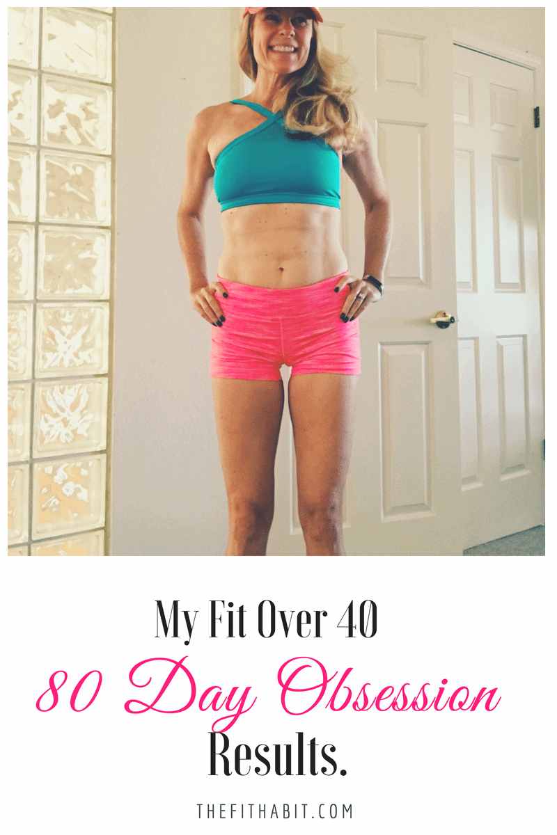 results from 80 day obsession at home workout