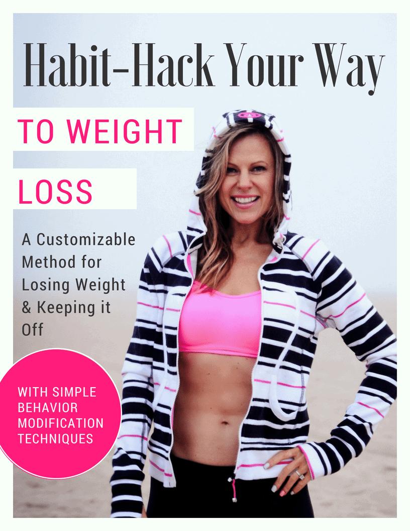 weight loss behaviors