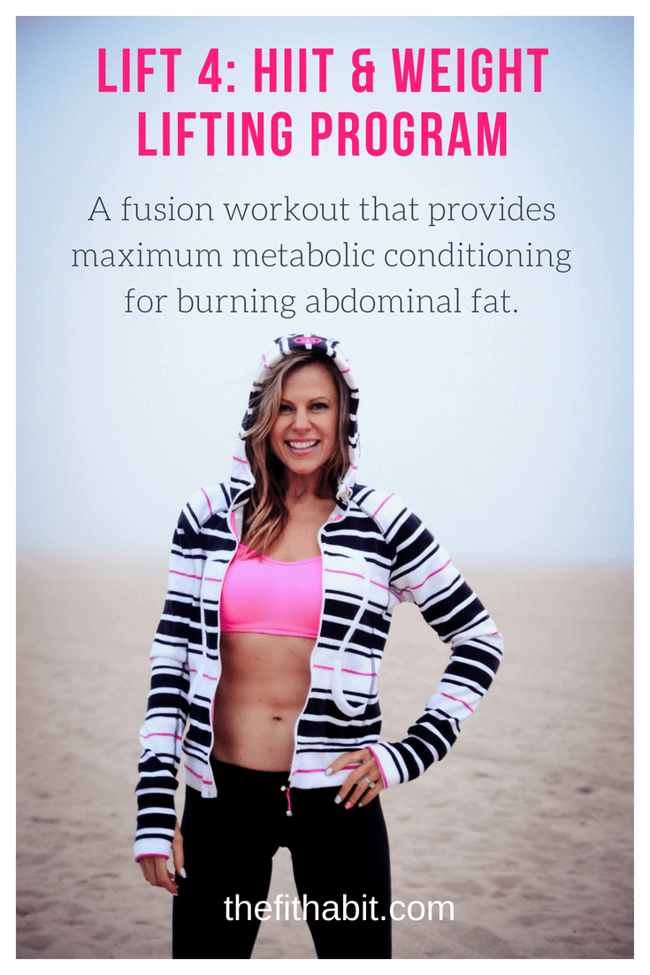 Belly fat burning programs