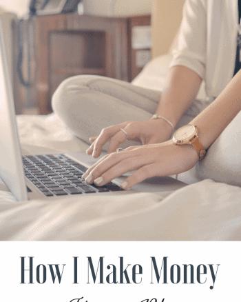 make money as a fitness blogger