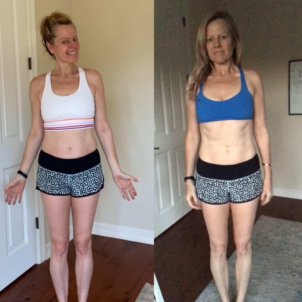 2B mindset results after 4 weeks
