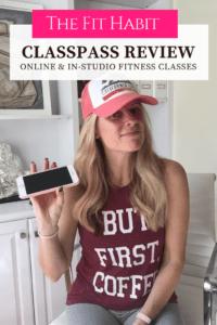 ClassPass Fitness review