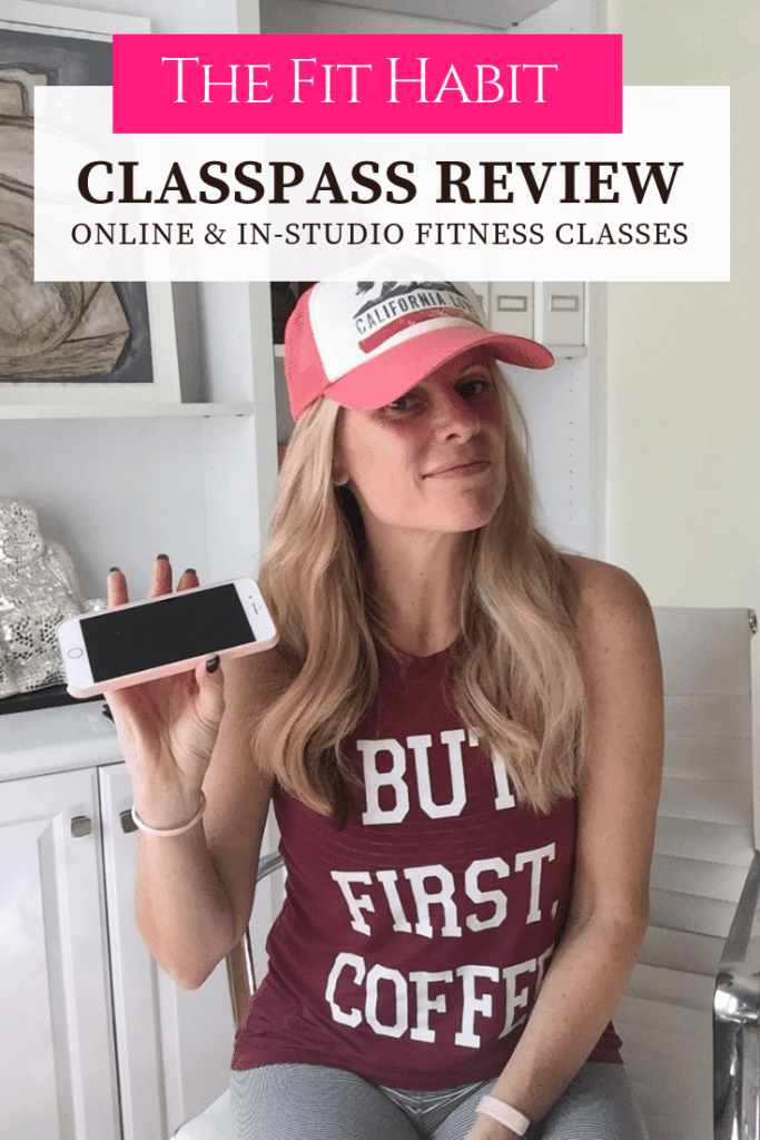 Classpass Fitness Classes Tutorial Video
