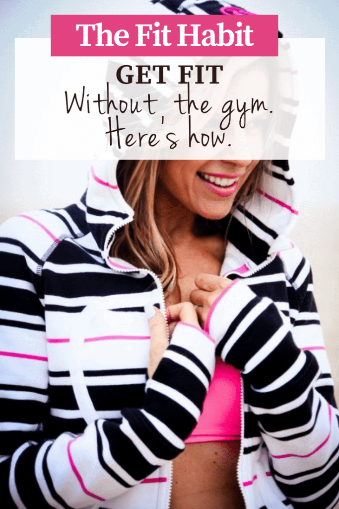 get fit without the gym picture of a woman
