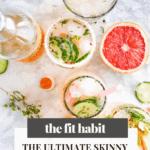 ultimate skinny margarita