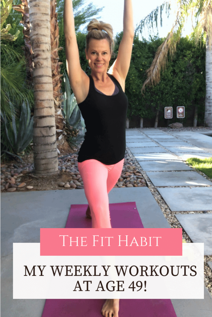 Getting started with working out at any age