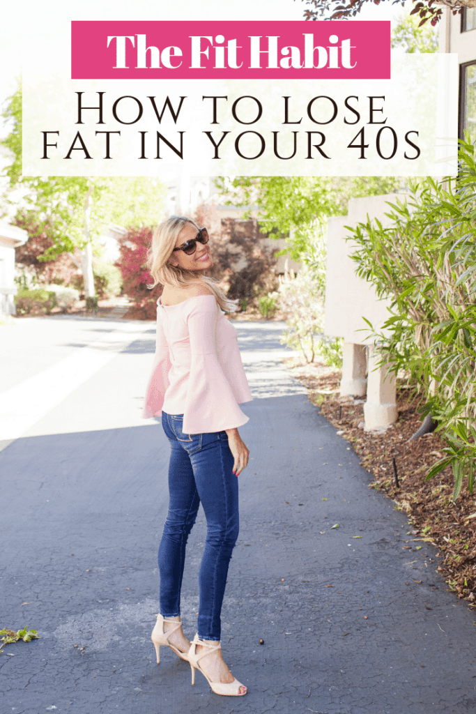 lose weight after 40