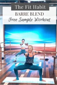 Barre Blend Workout by Beachbody