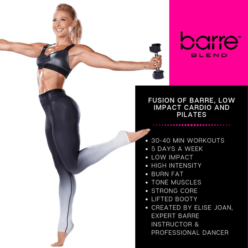 barre blend workout