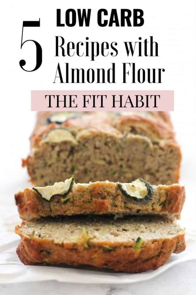 5 Recipes with Almond Flour | Low Carb, Gluten Free & Delicious!