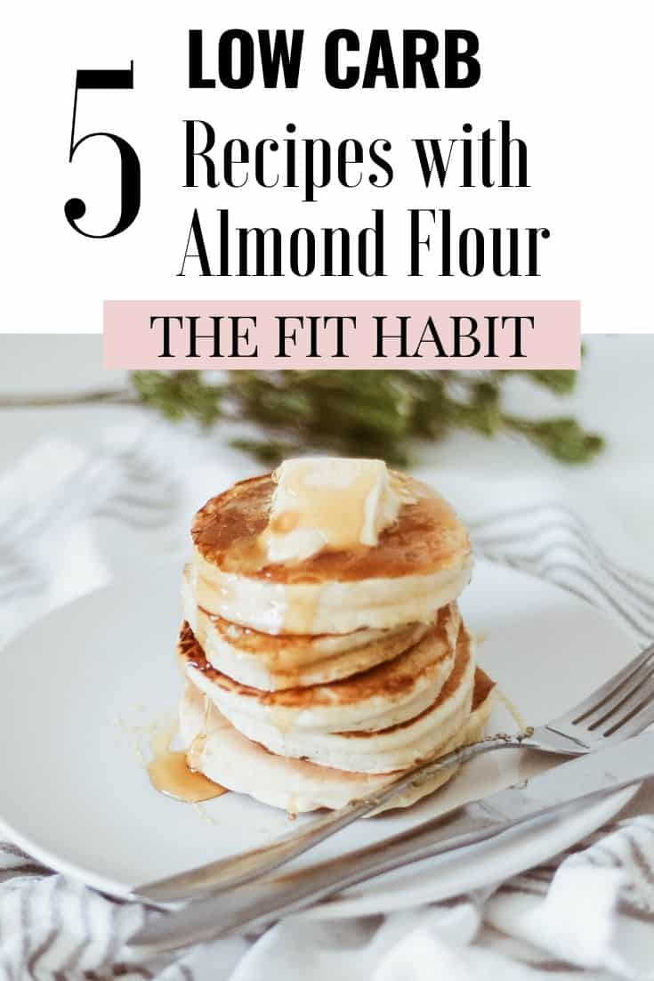 Recipes with Almond Flour   Low carb, gluten free and delicious!