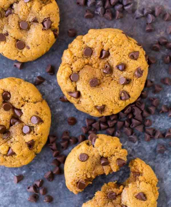 Chocolate peanut butter protein cookie recipe