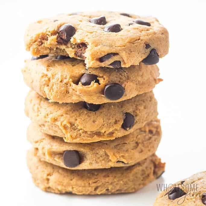 chocolate chip protein cookie recipe