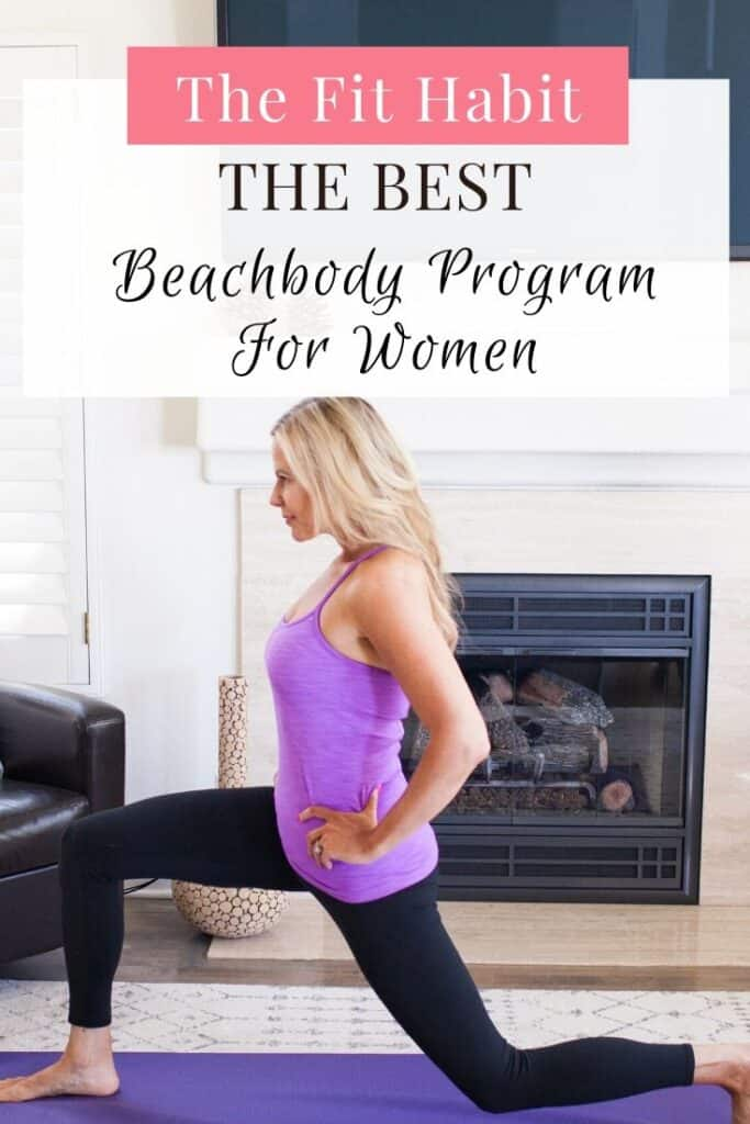 What is the best Beachbody Program for Women? There are lots of great programs made by Beachbody, but this one is by far the outlier in every category.