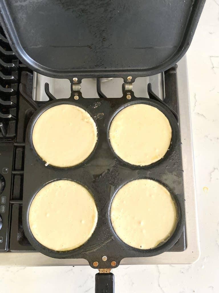 protein pancakes raw batter